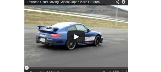 ポルシェスポーツドライビングスクール参考画像