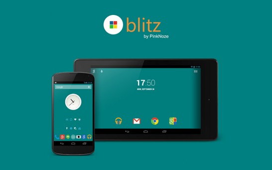 Blitz (Icon Pack) - Google Playからの画像。
