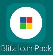 Blitz (Icon Pack) App アイコン