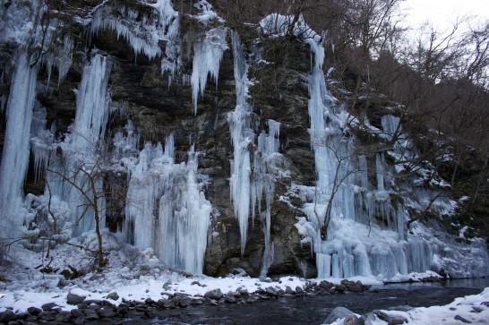 三十槌の氷柱 2013年2月 画像その2