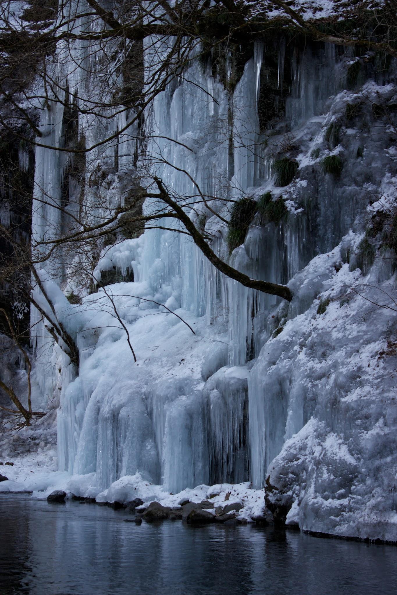 三十槌の氷柱 2013年2月撮影 画像その3