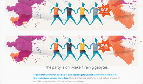 copy.com website画像