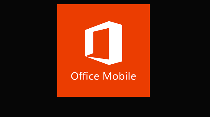 Microsoft Office Mobile ロゴ