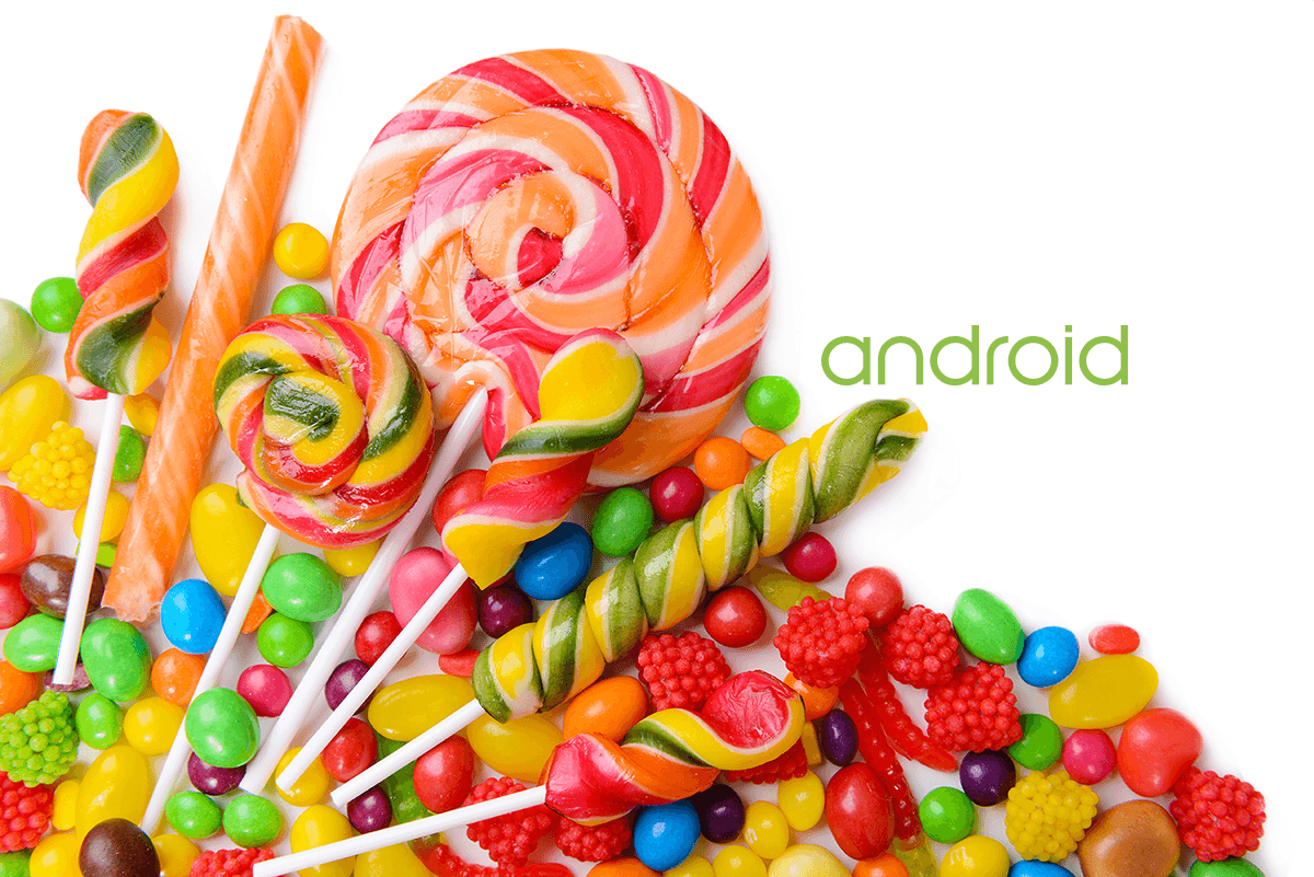Android 5.0 Lollipop Image