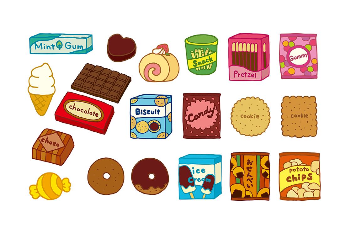 お菓子が充実したドラッグストア、ウェルシアについてのヘッダー画像