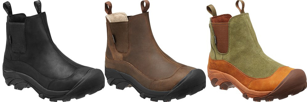 KEEN Anchorage Boot II 全カラー画像