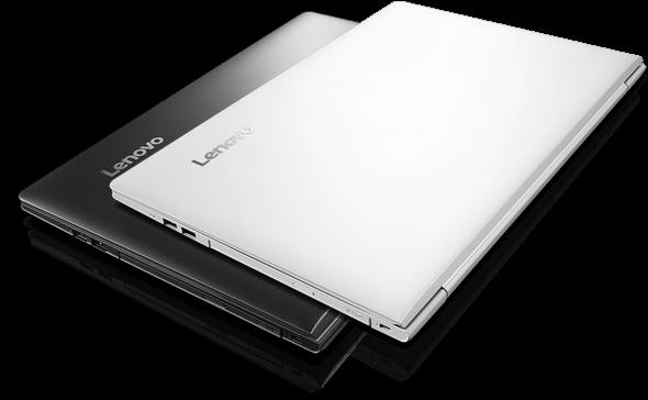 ideapad 510、チョークホワイトとエボニーブラック