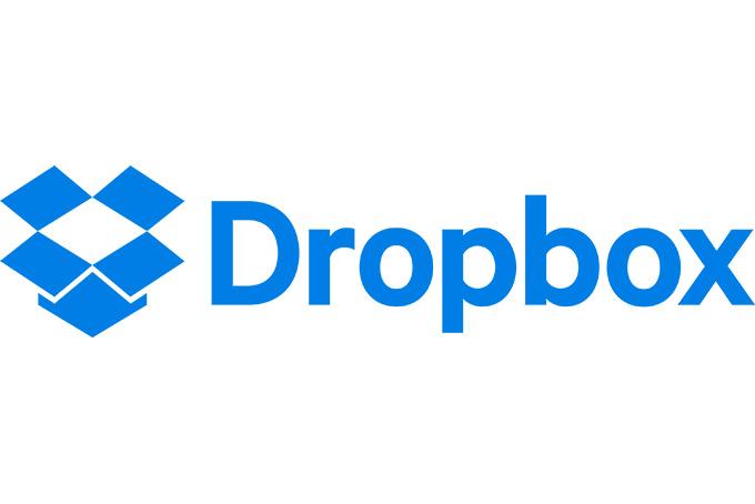 Dropboxロゴ