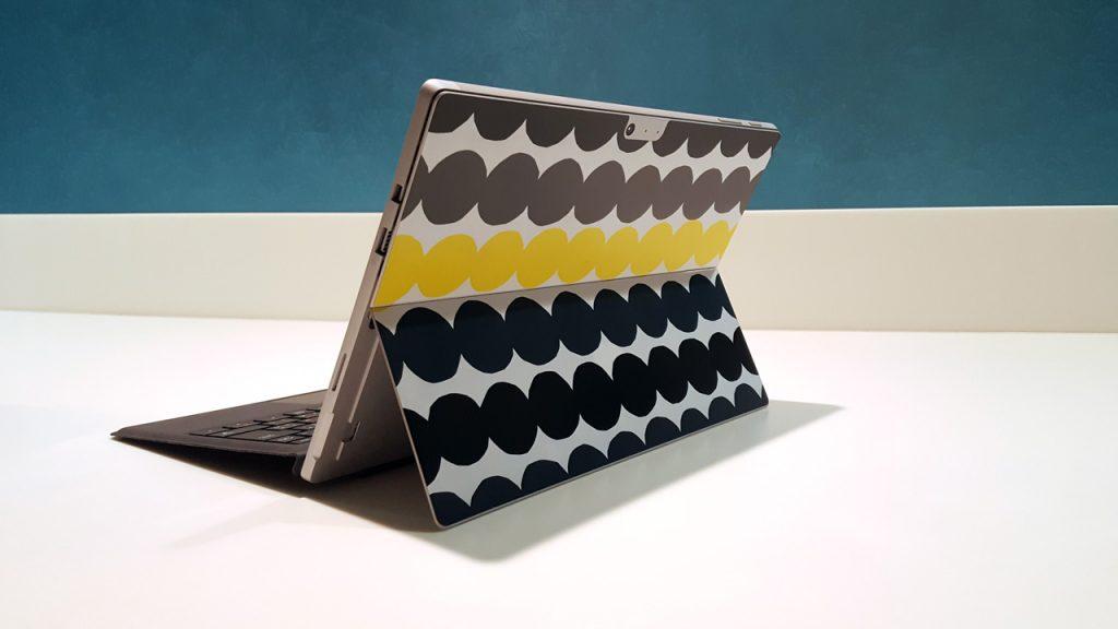 Marimekko for Microsoft Surface Pro スキンシール (Räsymatto)