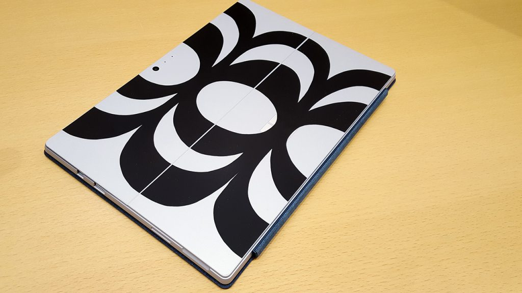 Marimekko for Microsoft Surface Pro スキンシール (Kaivo)